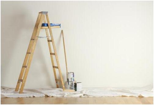 Как мыть потолок покрашенный водоэмульсионной краской
