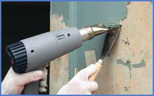 Смывка для водоэмульсионной краски
