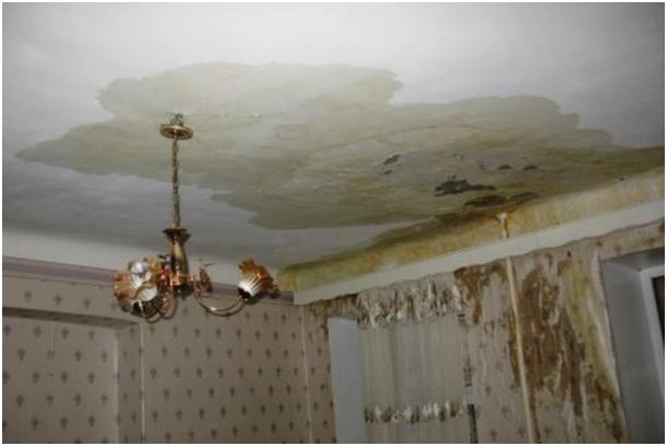 Гидроизоляция потолка инъекция декоративный полиуретановый пол