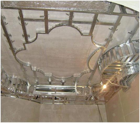 Как сделать многоуровневый потолок