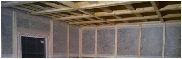 Пароизоляция для потолка в деревянном перекрытии: какую выбрать