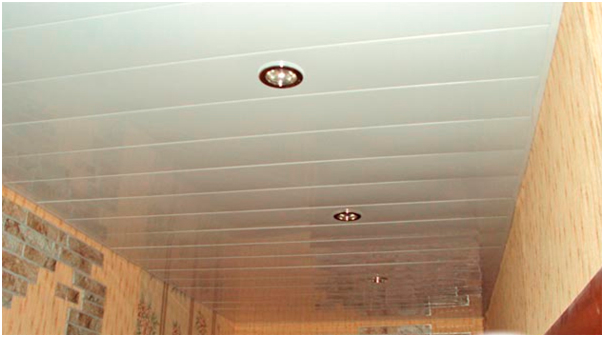 Виды и дизайн подвесных потолков (10 фото)
