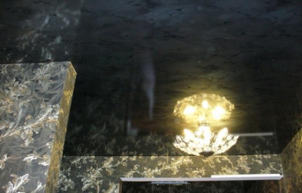 Самые красивые натяжные потолки (25 фото)