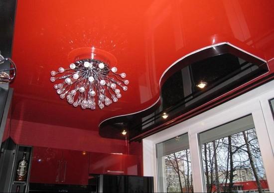 Какое полотно лучше для натяжного потолка? (11 фото)