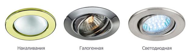 Монтаж гипсокартонных потолков своими руками с светодиодной лентой